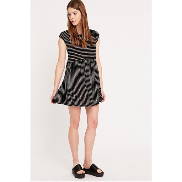 Urban Outfitters Cooperative Striped Dress
